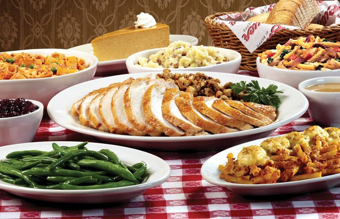 Cracker Barrel Easter Dinner  Buca di Beppo from 10 Chains That Will Be Serving