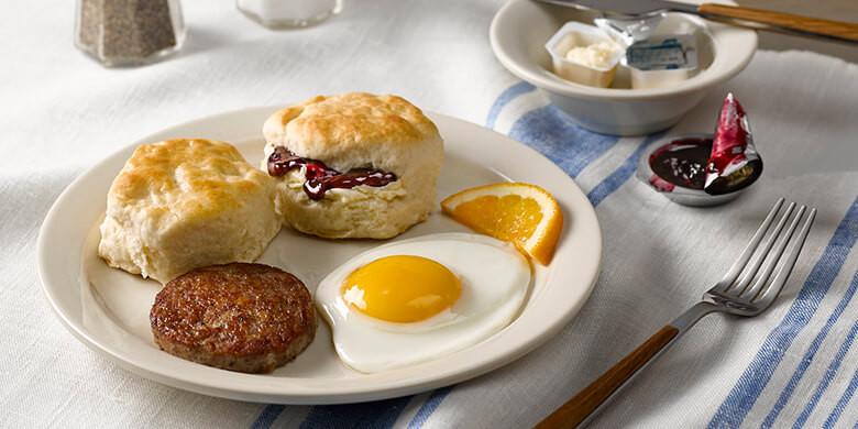 Cracker Barrel Healthy Breakfast  Breakfast Restaurant Breakfast All Day