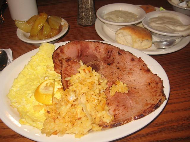 Cracker Barrel Healthy Breakfast  Cracker Barrel breakfast