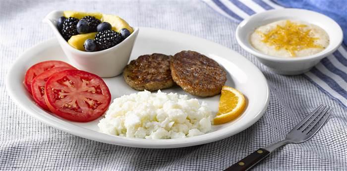 Cracker Barrel Healthy Breakfast  Healthy low calorie meals at Panera Olive Garden Chili s