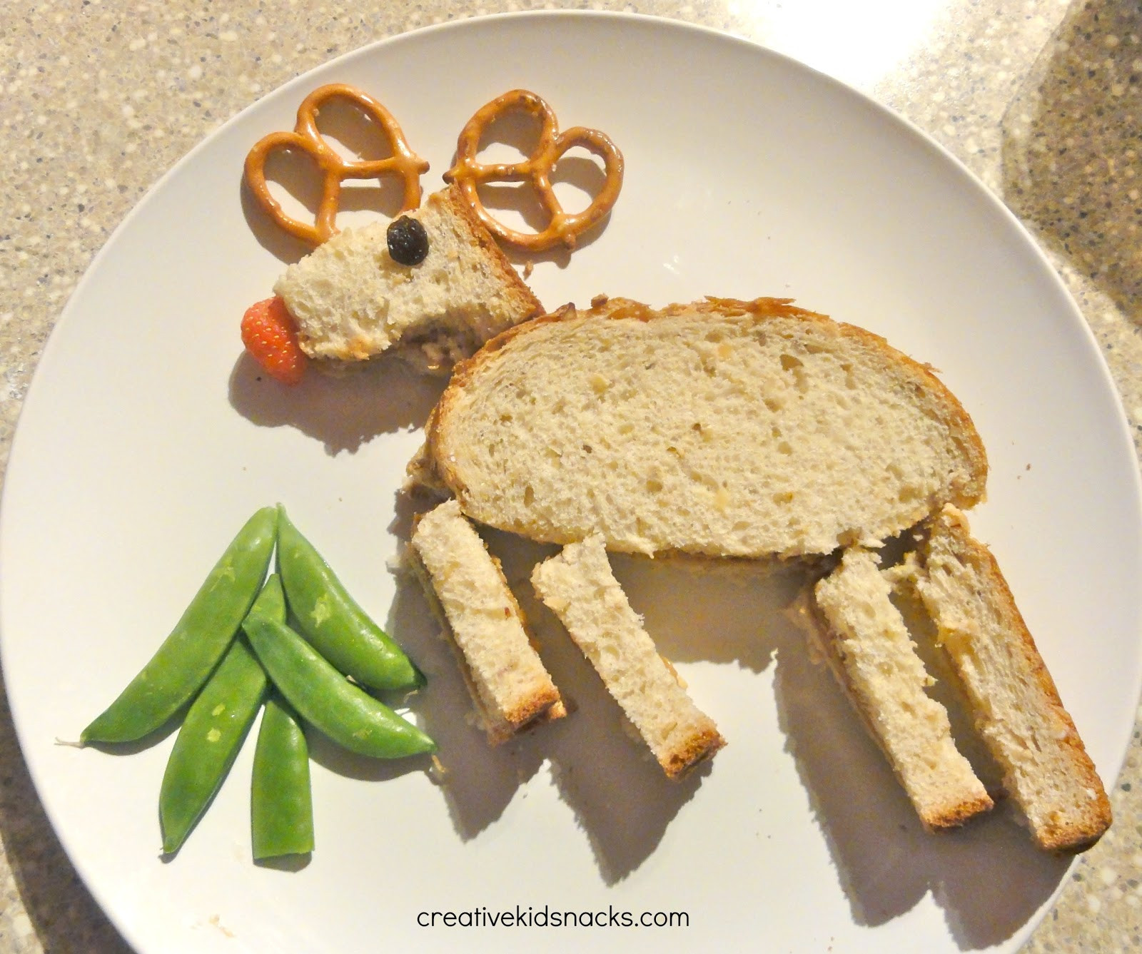 Creative Healthy Snacks  Healthy Christmas Snacks