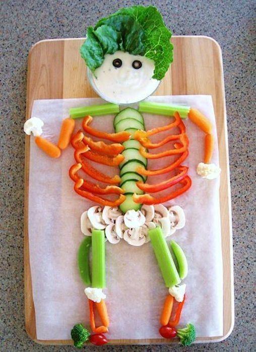 Creative Healthy Snacks  Empowering Healthy Food Habits through Children s Books