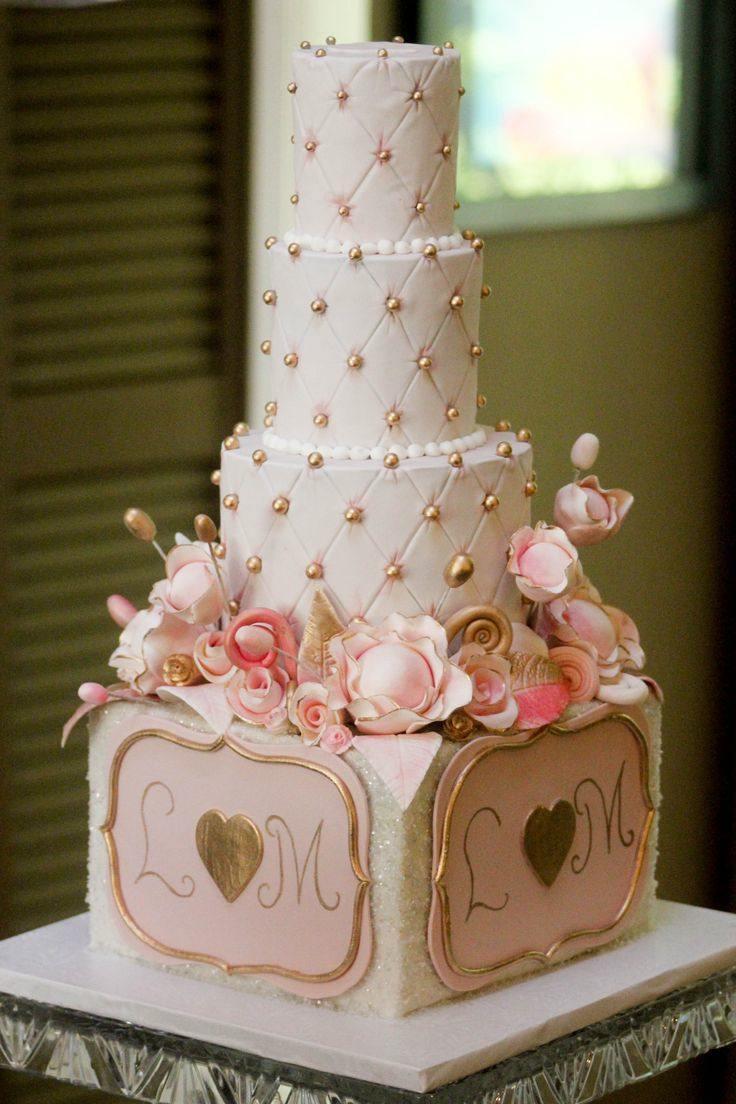 Creative Wedding Cakes  20 Seriously Unique Wedding Cakes Made with Love MODwedding