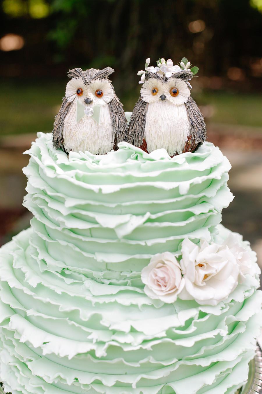 Creative Wedding Cakes  New Creative Wedding Cake Ideas MODwedding