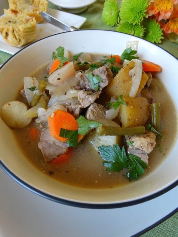 Crock Pot Easter Dinner  Crock Pot Lamb Stew Using Easter Dinner Leftovers
