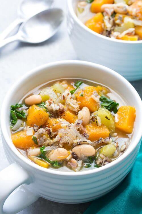 Crock Pot Soups Healthy  28 Wonderful Vegan Crockpot Soups Stews Recipes Healthy