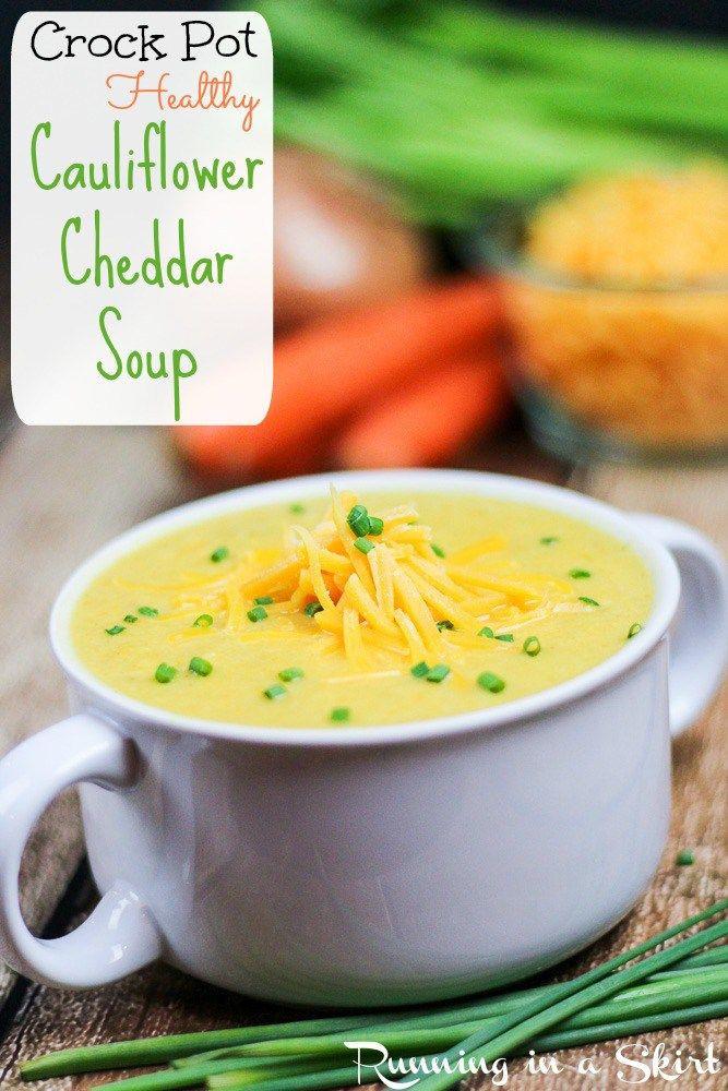 Crock Pot Soups Healthy  18 best images about Recipes Instant Pot on Pinterest