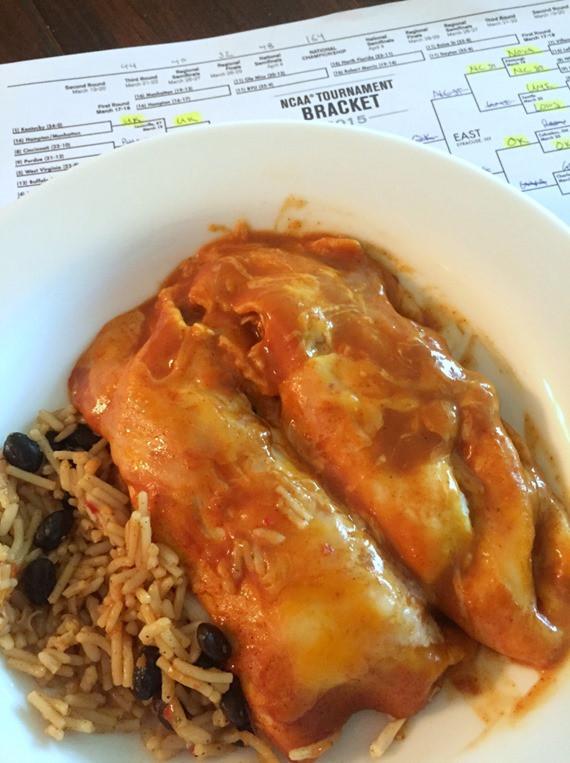 Crockpot Chicken Enchiladas Healthy  Healthy Crockpot Chicken Enchiladas Gluten Free and