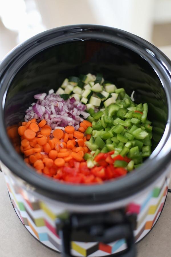 Crockpot Chicken Enchiladas Healthy  Healthy Crock Pot Chicken Enchilada Casserole