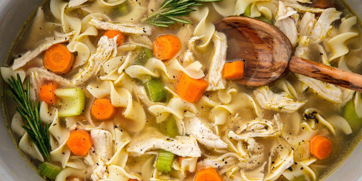 Crockpot Chicken Soup Recipes Healthy  Easy Crockpot Chicken Noodle Soup Recipe How to Make