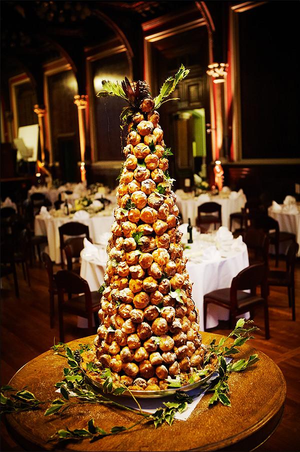 Croquembouche Wedding Cakes  Croquembouche
