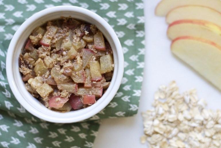 Crustless Apple Pie Healthy  Healthy Vegan Crustless Apple Pie – Snapshots & My