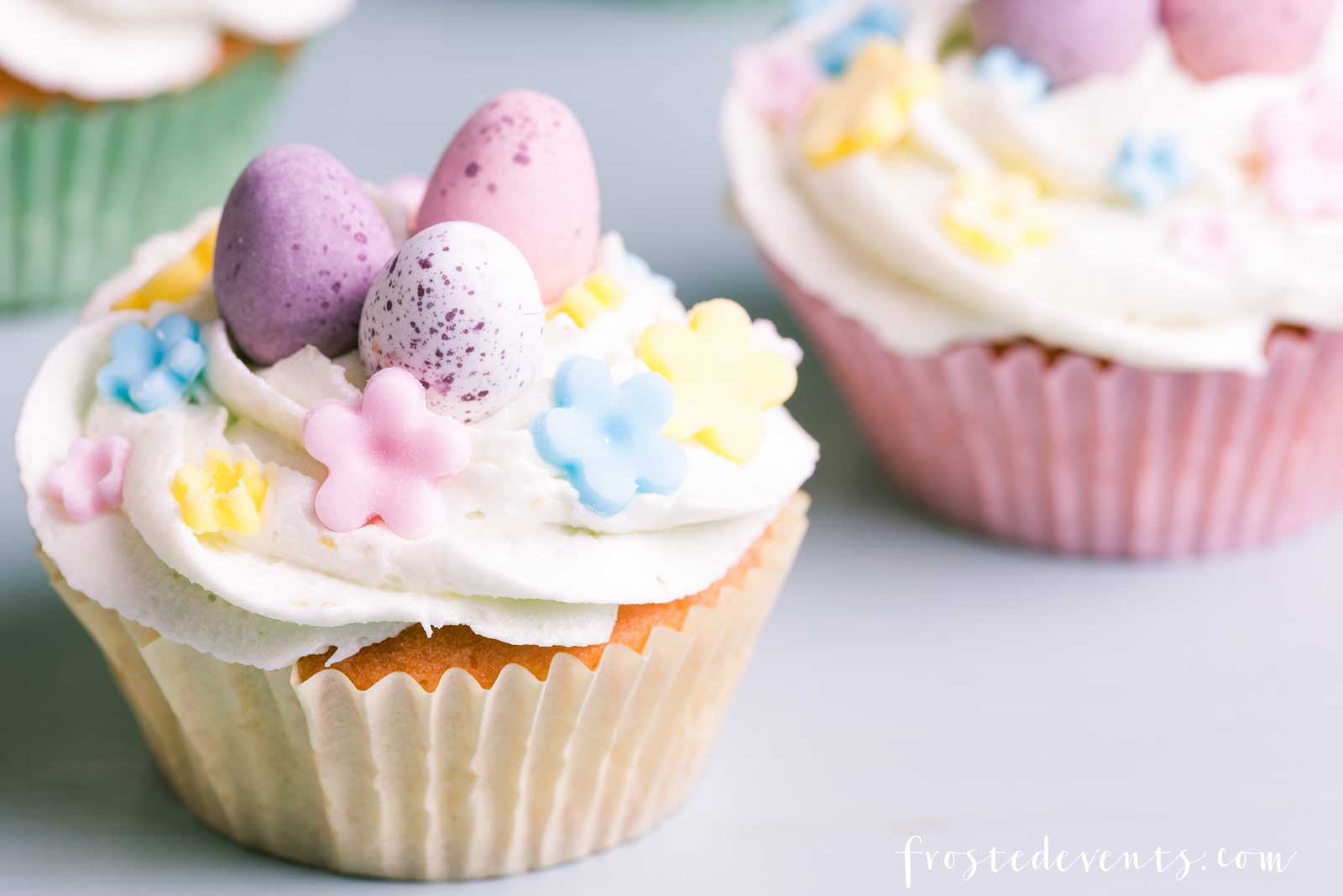 Cupcake Easter Desserts  Easter Cupcakes That Are Almost Too Cute To Eat