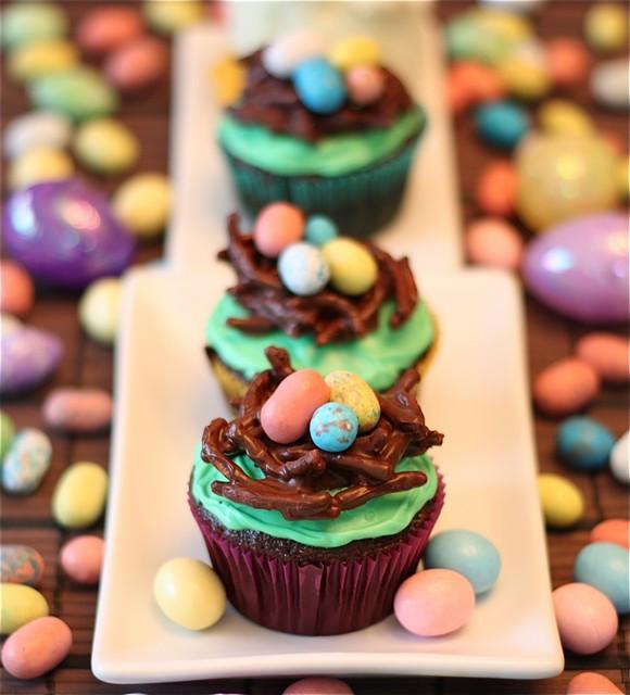 Cupcake Easter Desserts  20 cute Easter cupcake recipes – The Food Explorer