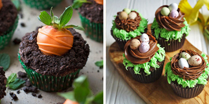 Cupcake Easter Desserts  20 Easy Easter Cupcake Ideas Cute Recipes for Spring