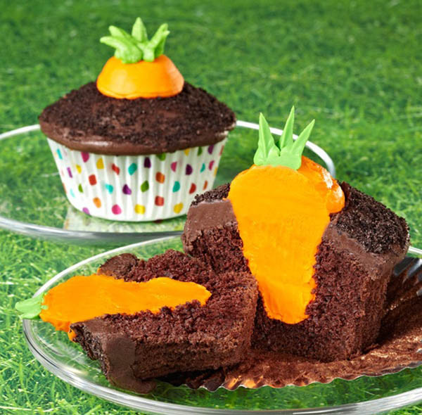 Cupcake Easter Desserts  20 Best and Cute Easter Dessert Recipes with Picture
