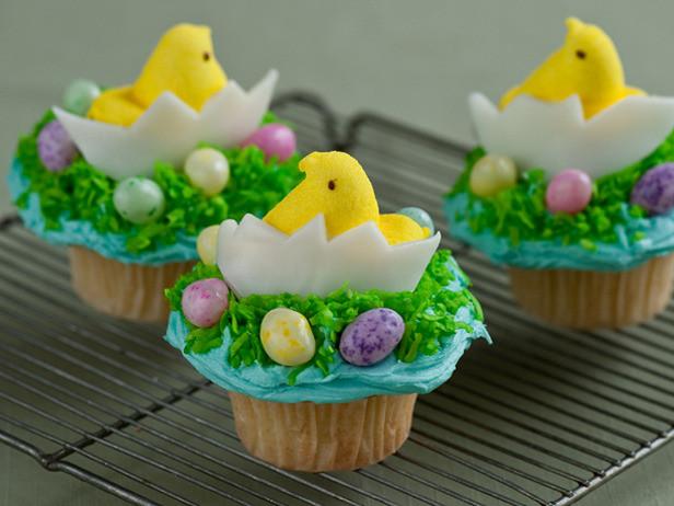 Cupcake Easter Desserts  Easter Dessert Ideas