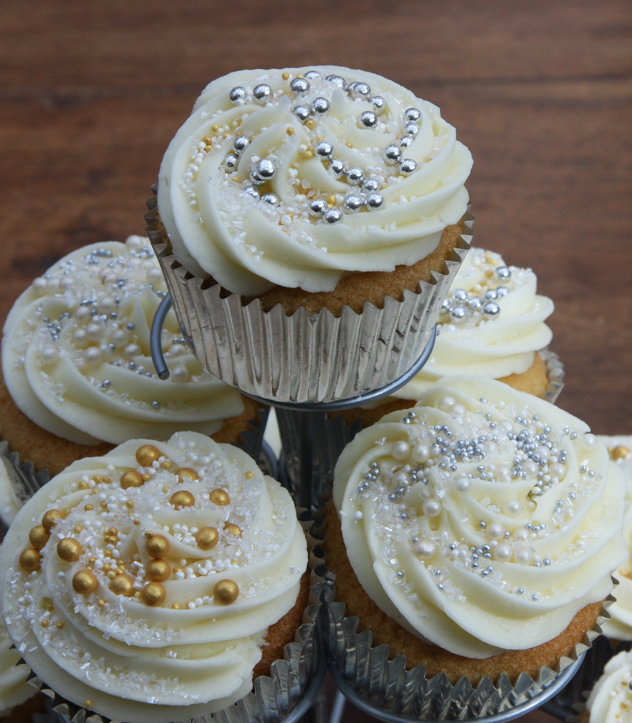 Cupcakes For Wedding  Caramel Filled Cupcakes – perfect for a Wedding