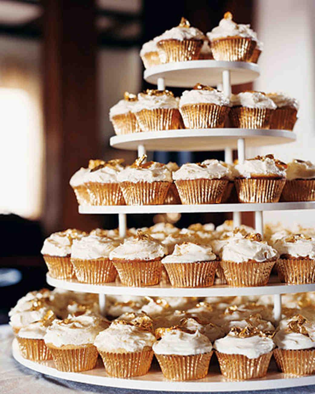 Cupcakes For Wedding  Wedding Cupcake Ideas