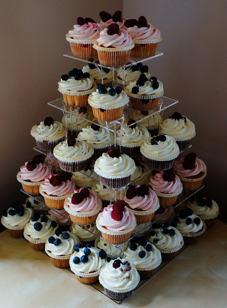 Cupcakes For Weddings  Top 10 Lovely Cupcakes For Your Wedding Top Inspired