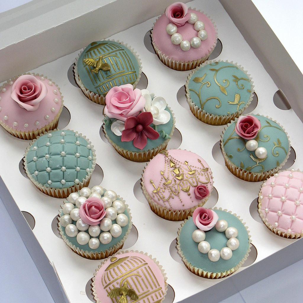 Cupcakes For Weddings  Wedding Cupcake Inspiration Edmonton Wedding