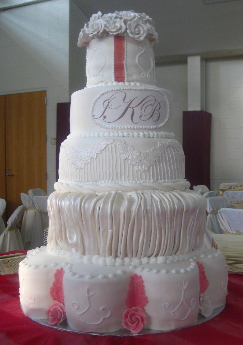 Custom Wedding Cakes  Wedding Cake Designs Custom Unique