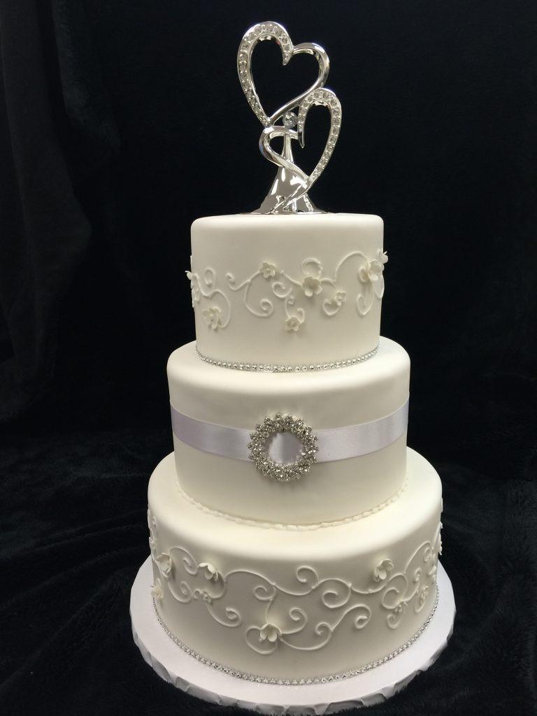 Custom Wedding Cakes  Wedding Cakes Cali Girl Cakes