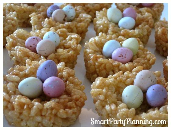 Cute Easter Desserts  Honey Joys as Cute Easter Desserts