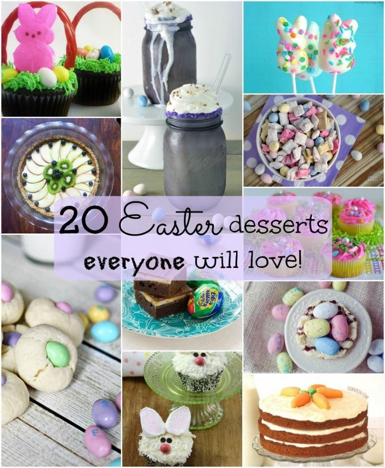 Cute Easter Desserts Recipes  Deliciously Cute Easter Dessert Recipes line