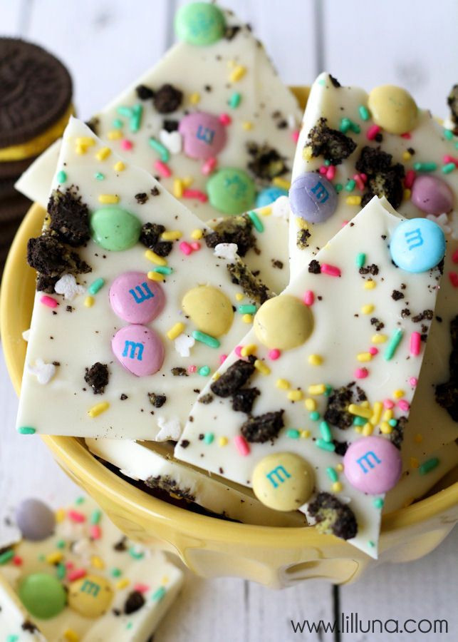 Cute Easter Desserts Recipes  Easter Desserts