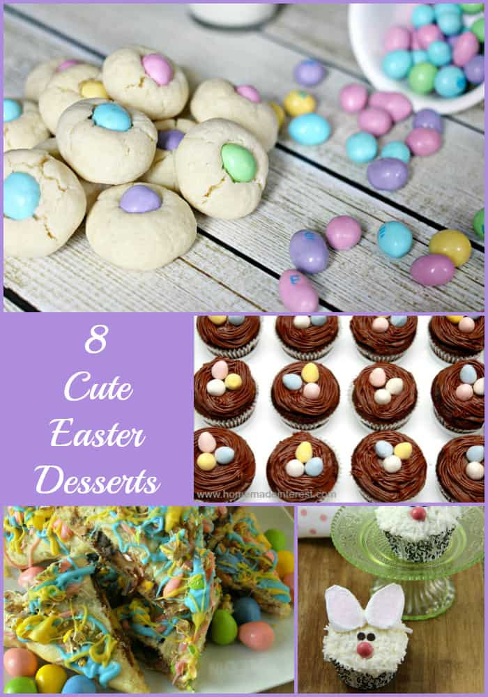 Cute Easter Desserts Recipes  8 Cute Easter Desserts Love Pasta and a Tool Belt
