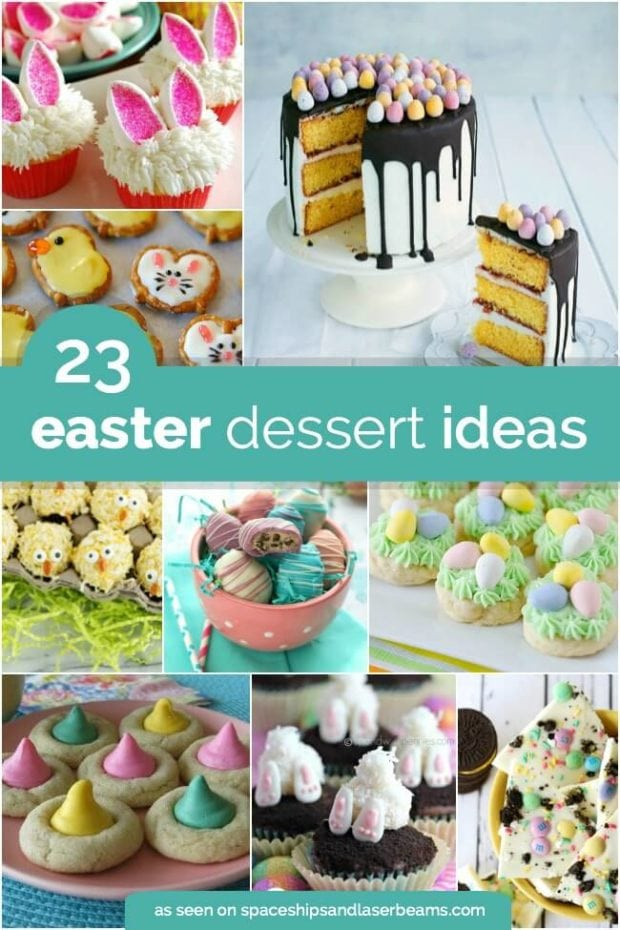 Cute Easter Desserts Recipes  23 Adorable Easter Desserts