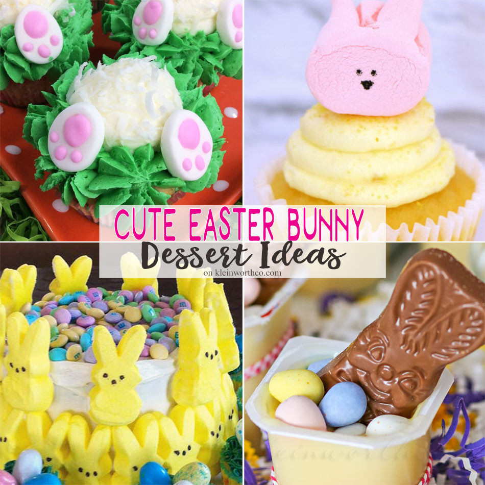 Cute Easter Desserts Recipes  Cute Easter Picture impremedia