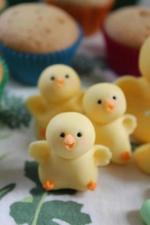 Cute Easter Desserts  Cute Easter Dessert Ideas