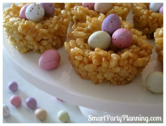 Cute Easy Easter Desserts  Honey Joys as Cute Easter Desserts