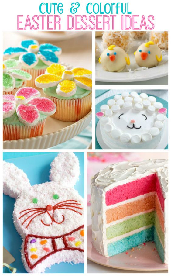 Cute Easy Easter Desserts  Cute and Easy Easter Dessert Ideas