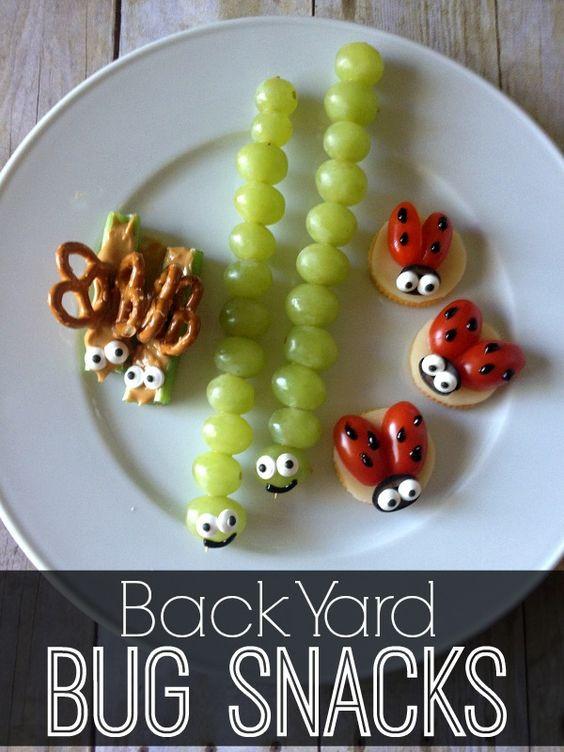 Cute Healthy Snacks  Healthy Recipes Snack Ideas landeelu