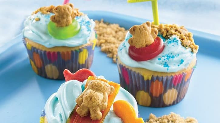 Cute Summer Desserts  50 So Cute Summer Cupcakes Because Sometimes More is More