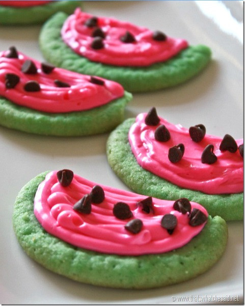 Cute Summer Desserts  Summer Desserts Collection Moms & Munchkins