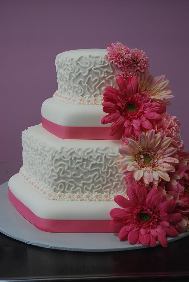 Daisy Wedding Cakes  Cake Portfolio