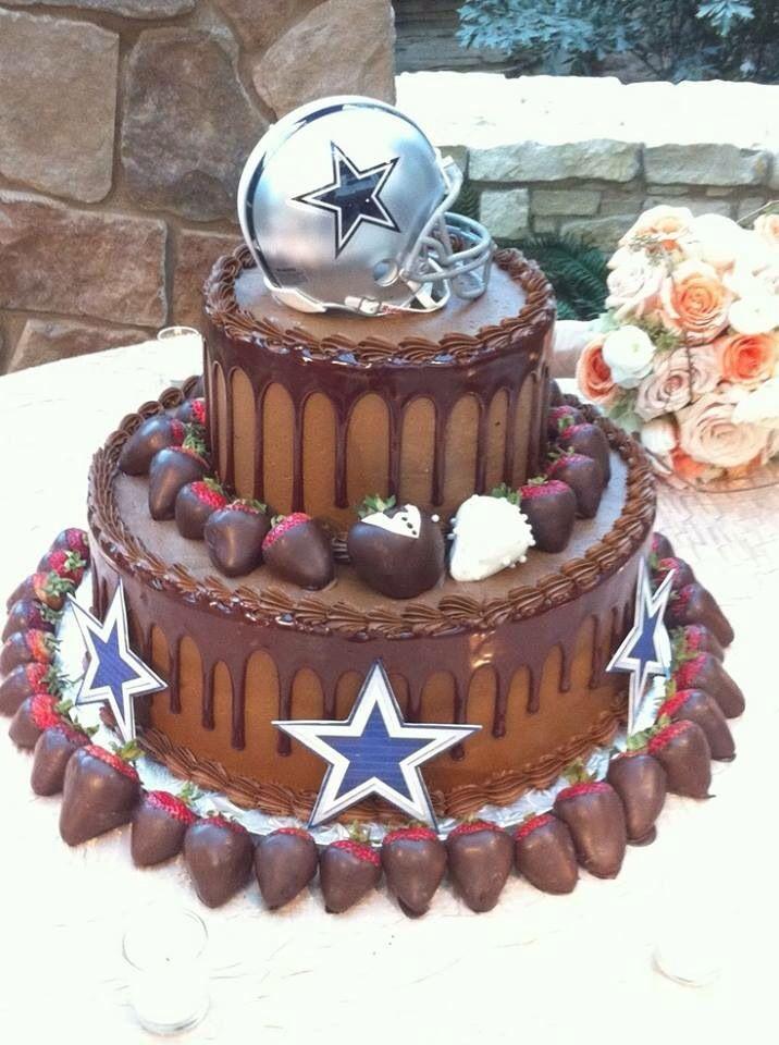 Dallas Cowboy Wedding Cakes  112 best Dallas cowboys images on Pinterest