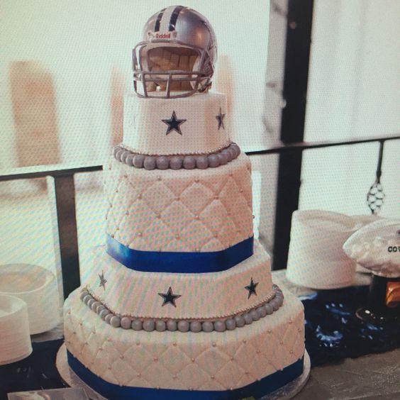 Dallas Cowboys Wedding Cakes  Dallas Cowboys Wedding Cake