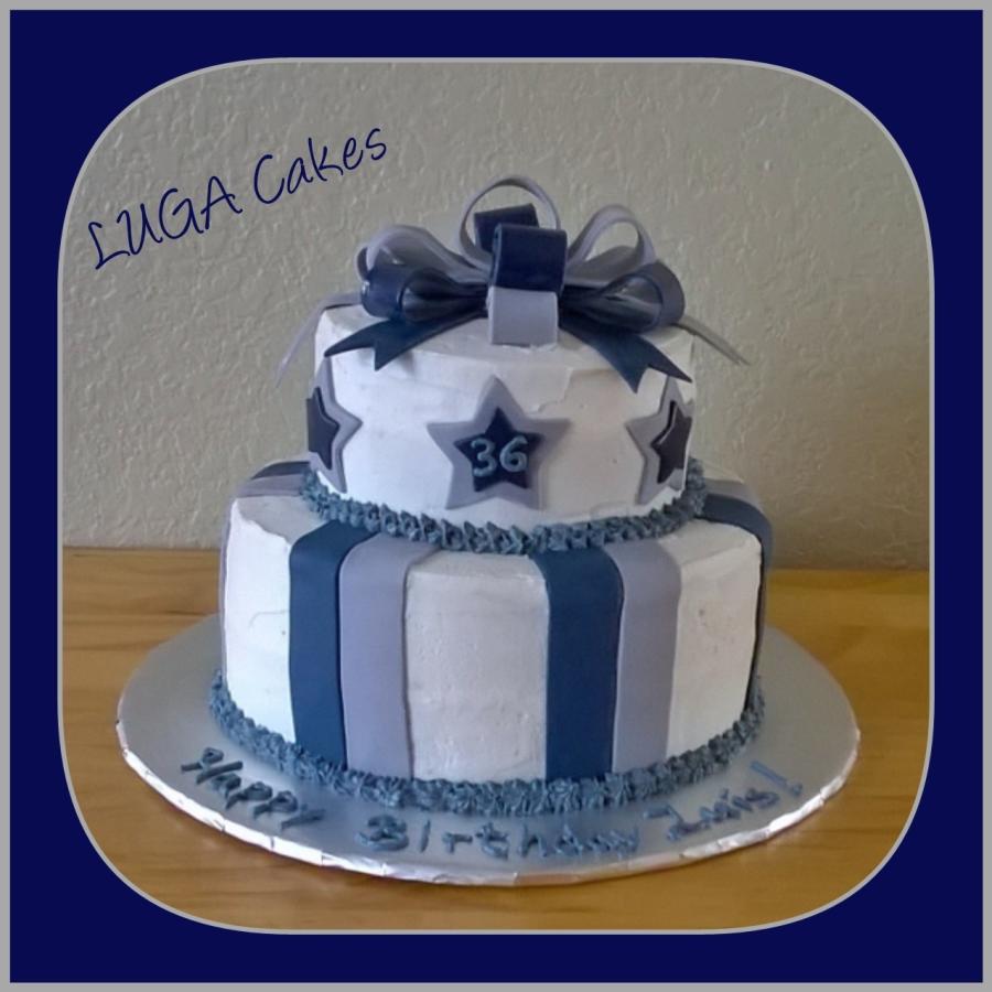 Dallas Cowboys Wedding Cakes  Dallas Cowboys inspired cake by Luga Cakes CakesDecor