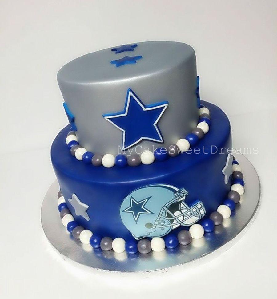 Dallas Cowboys Wedding Cakes  Dallas Cowboys Groom Cake CakeCentral