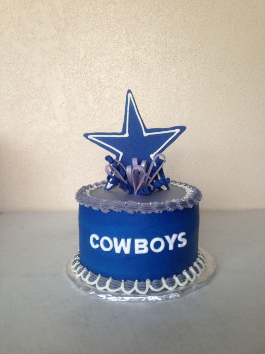 Dallas Cowboys Wedding Cakes  Small Dallas Cowboys Cake CakeCentral