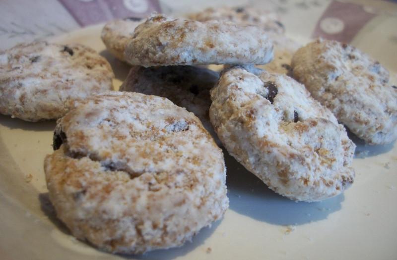 Danish Wedding Cookies Recipe  100 8420 800x525
