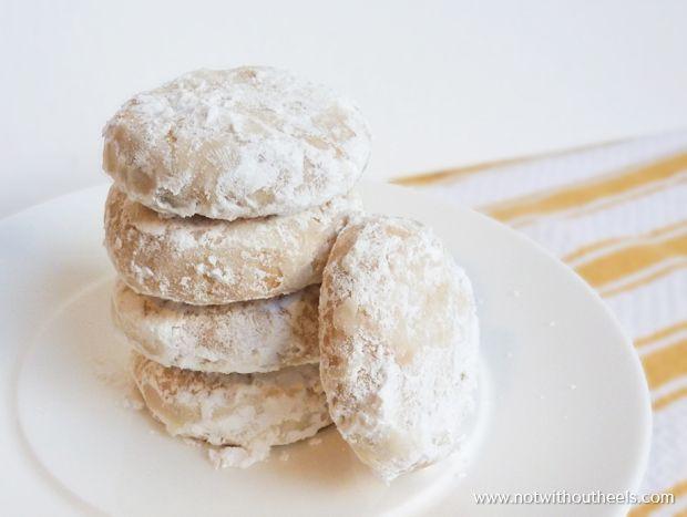 Danish Wedding Cookies Recipe  Danish Wedding Cookie Keebler copycat recipe