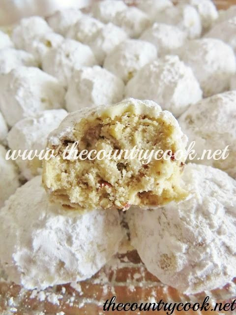 Danish Wedding Cookies Recipe  17 Best ideas about Danish Wedding Cookies on Pinterest