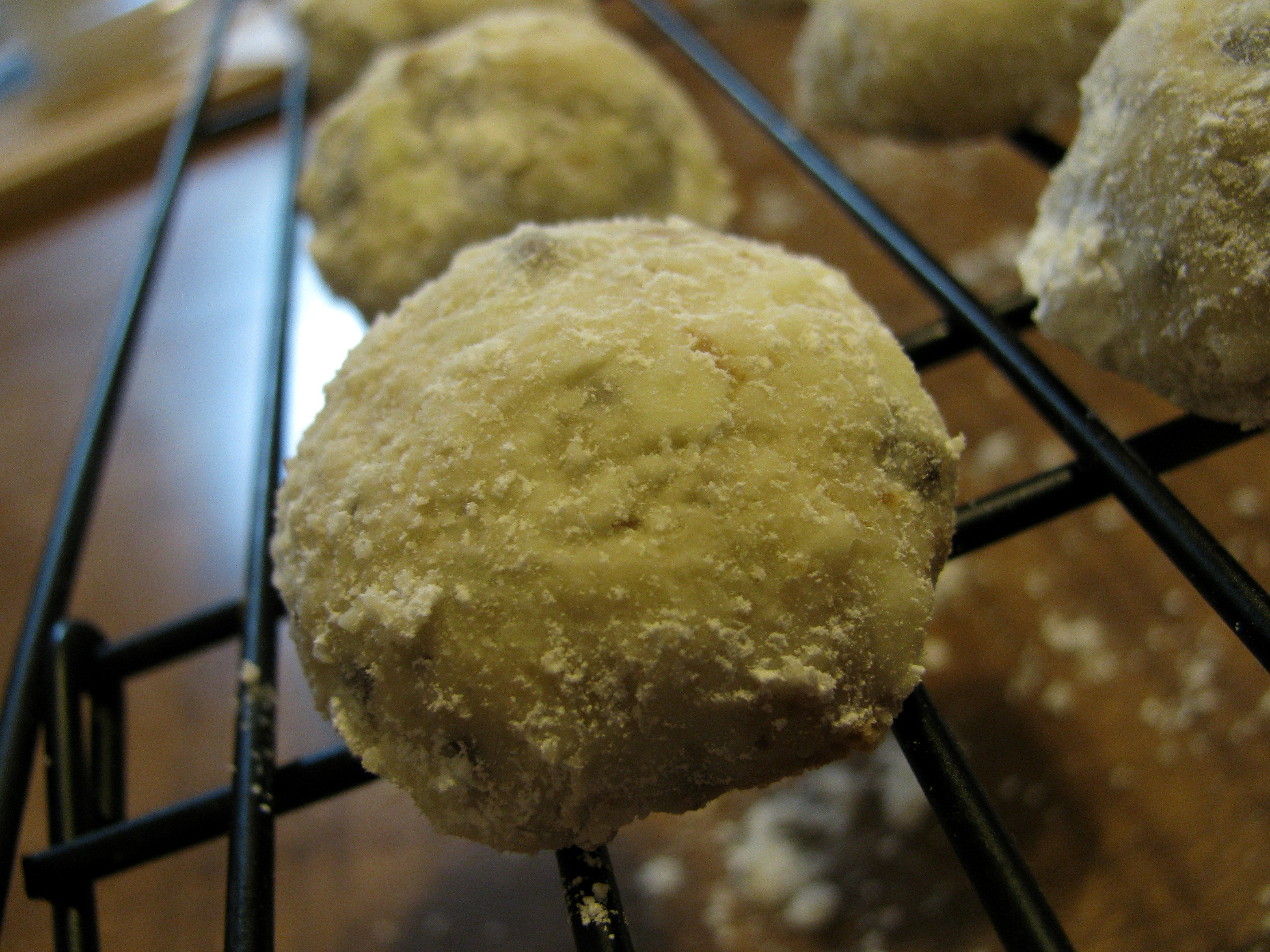 Danish Wedding Cookies Recipe  Danish Wedding Cookies