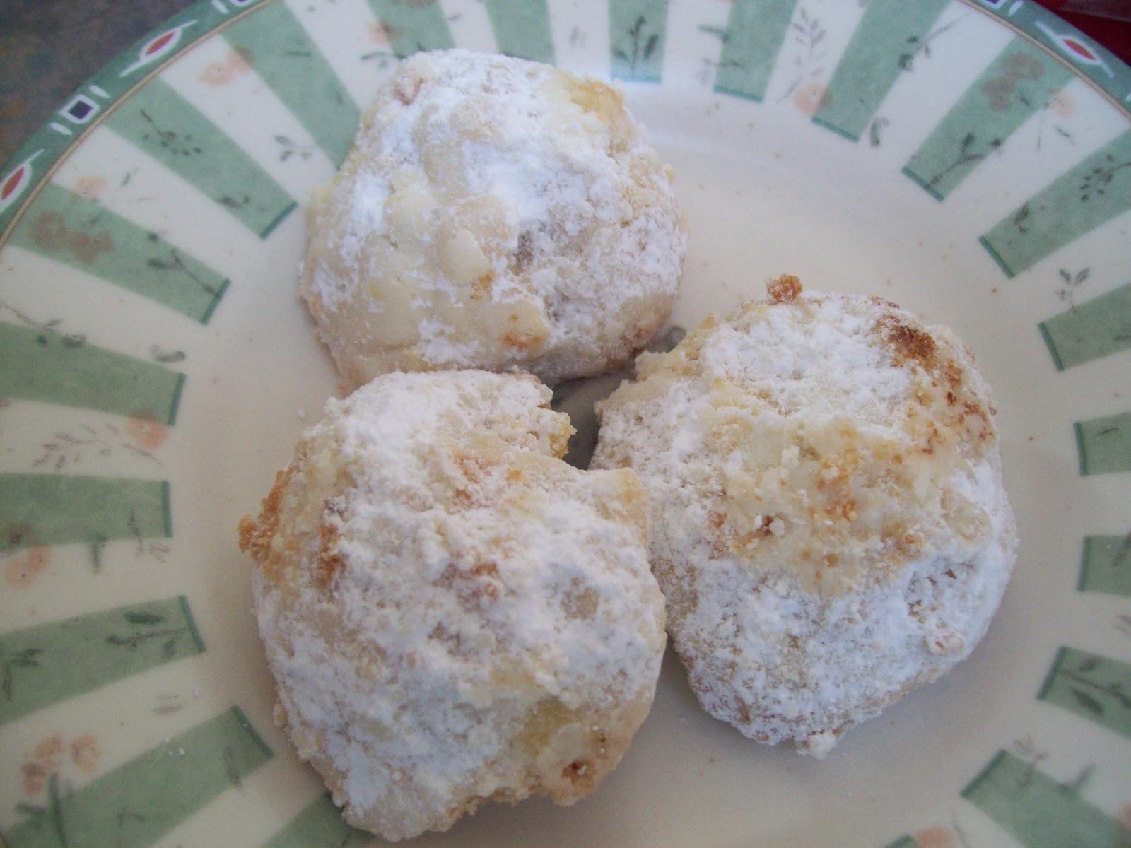 Danish Wedding Cookies Recipe  Danish Wedding Cookies Awesome Danish Wedding Cookies